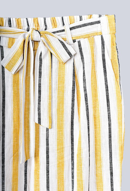Honey Pot Linen Pants