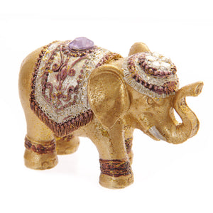 Lucky Mini Elephant Incense Stick Holder