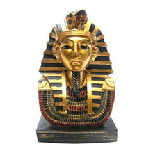 Load image into Gallery viewer, Gold Tutankhamen 11cm Statue