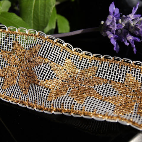 Wire Edged Lace