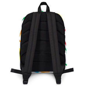 Colorful Shapes - Backpack