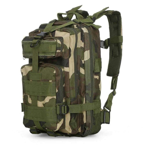 3P Military 30L Backpack Sports Bag for Camping Traveling Hiking Trekking | 24/7 bestdeals