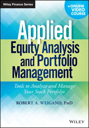 Applied Equity Analysis and Portfolio Management