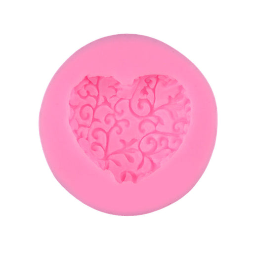 Heart Silicone Cake Mold
