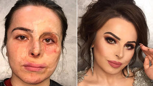 The Power of Makeup - Amazing Transformations!