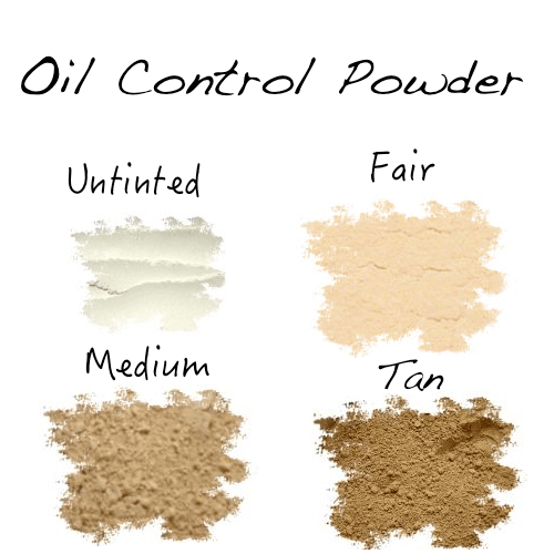 Sample Pod - Oil Control Mattifying Powder - LA Minerals