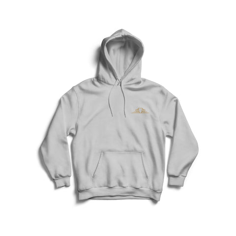 Grey Classic Reign Hoodie