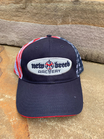 American Flag Hat - New Breed Archery
