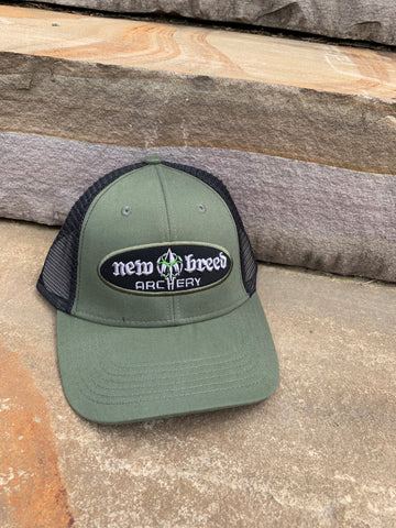 Olive/Moss New Breed Archery Hat