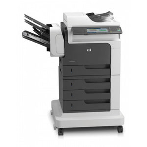 Buy a refurbished HP LaserJet M4555fskm MFP Laser Monochrome Multifunction Printer in Toronto from Micropeer Online.