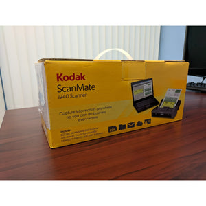 Buy a New Kodak ScanMate i940 Scanner with Smart Touch from Micropeer.