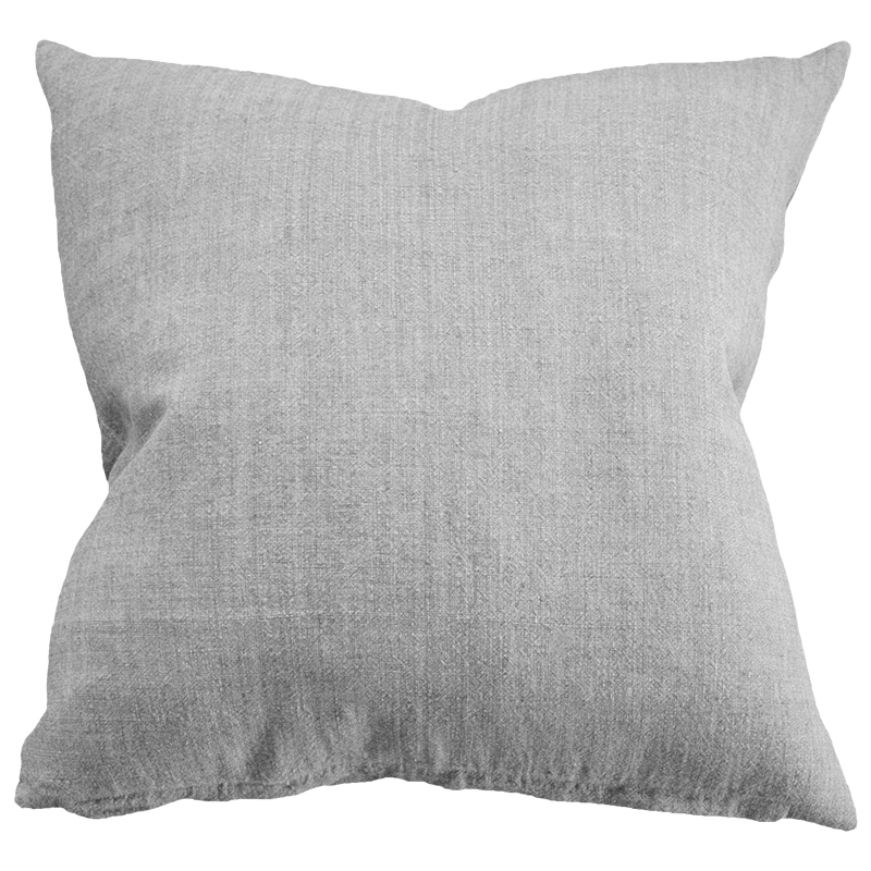 Cushion Linen Concrete