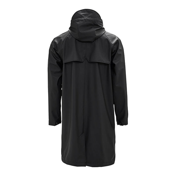 Raincoat Coat Black