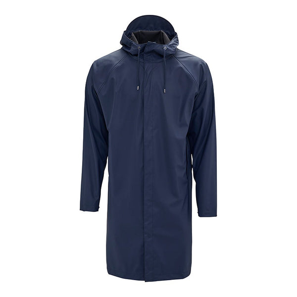 Raincoat Coat Blue