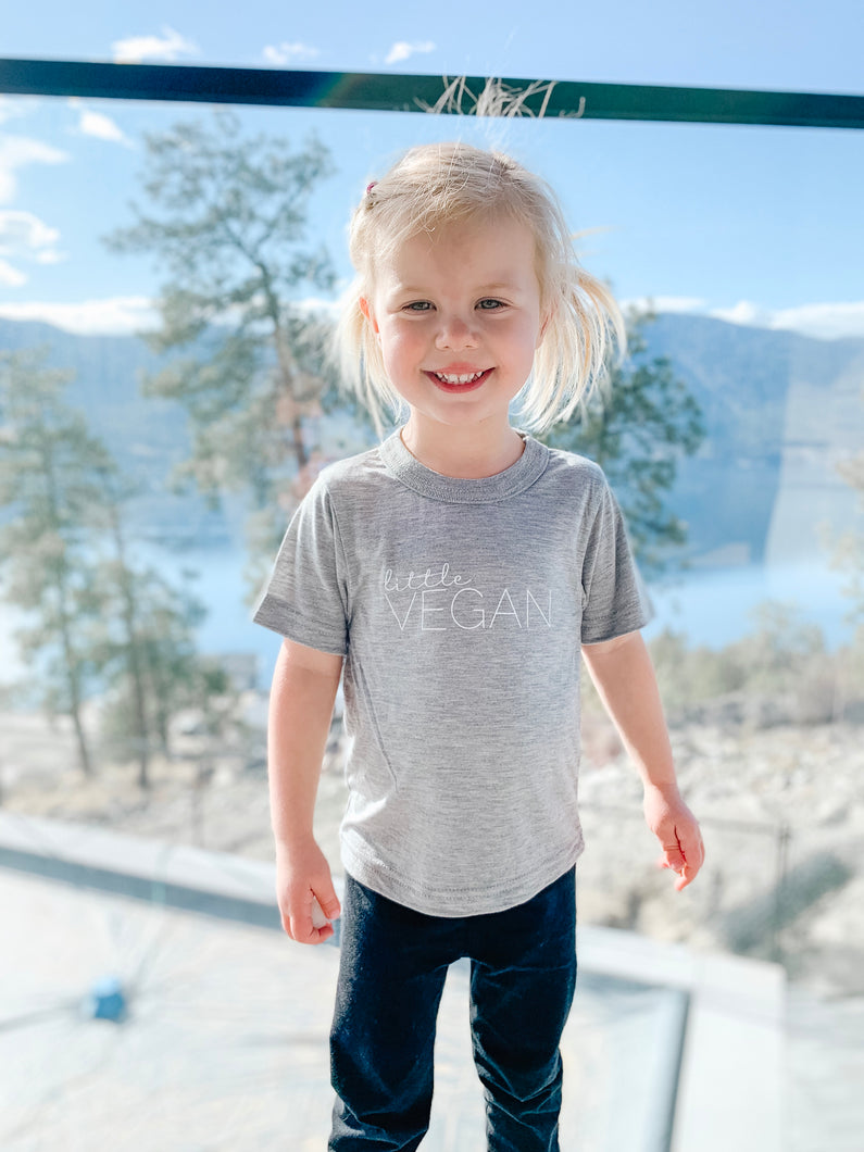 Little Vegan Toddler T-Shirt