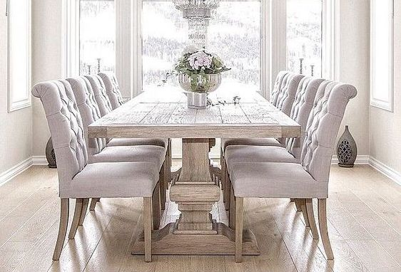 6 Hamptons & French Dining Rooms to Inspire You ....