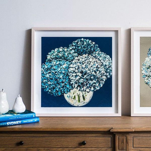 "Framed ""Springs"" Print - 3 Sizes"