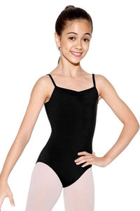 Pinch Front Camisole Leotard - Child