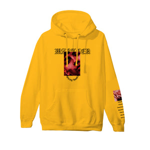 "Marteen Limited Edition ""NOTHANKYOU"" Hoodie (Yellow)"