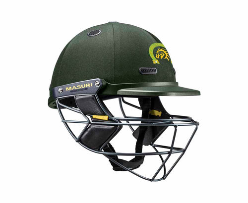 Masuri SENIOR Vision Series Elite Helmet with Titanium Grille - Box Hill CC
