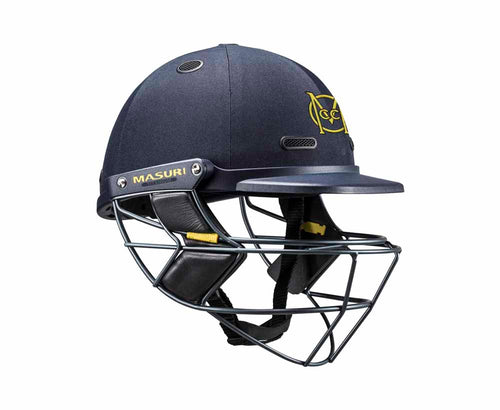 Masuri SENIOR Vision Series Elite Helmet with Titanium Grille - Old Mentonians CC