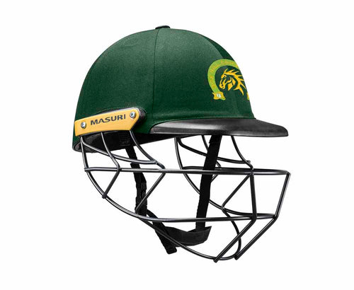 Masuri Original Series MK2 SENIOR Legacy Plus Helmet with Steel Grille - Box Hill CC