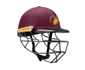 Masuri Original Series MK2 SENIOR Legacy Plus Helmet with Steel Grille - Moorabbin Park