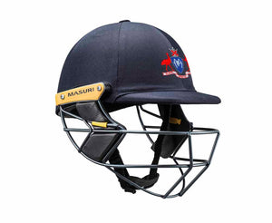 Masuri Original Series MK2 SENIOR Test Helmet with Steel Grille - Port Melbourne CC