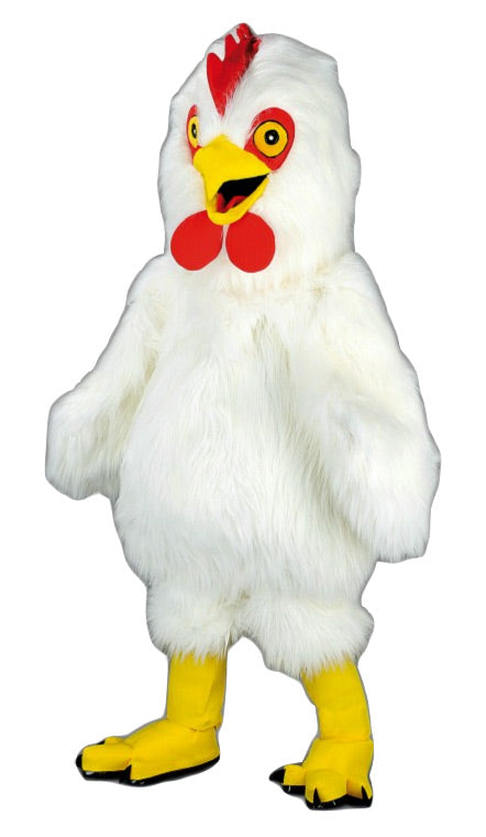 Chicken Costume Mascots Plush