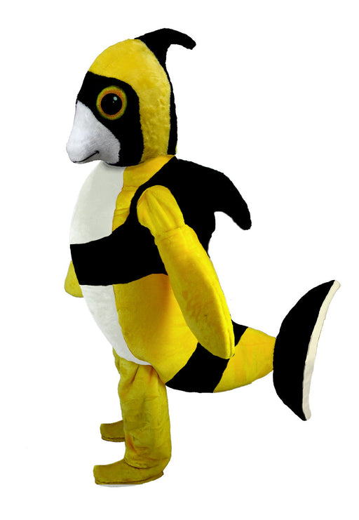 T0122 Angel Fish Mascot Costume (Thermolite)