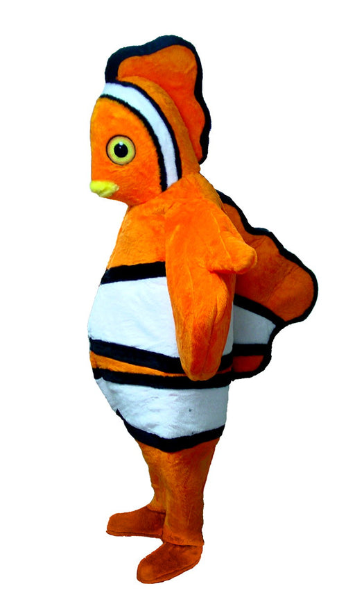T0123 Clownfish Mascot Costume (Thermolite)