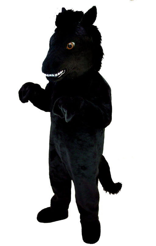 T0169 Stallion Horse Mascot Costume (Thermolite)