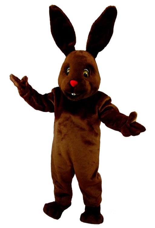 T0223 Chocolate Bunny Mascot Costume (Thermolite)