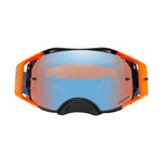 OAKLEY AIRBRAKE MX GOGGLE (CAMO VINE NIGHT ORANGE/BLUE) PRIZM SAPPHIRE IRDIUM LENS