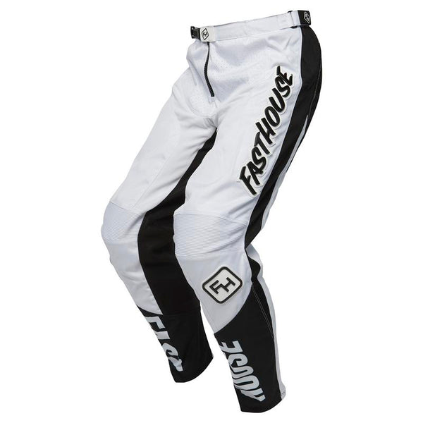 FASTHOUSE GRINDHOUSE ADULT PANTS WHITE