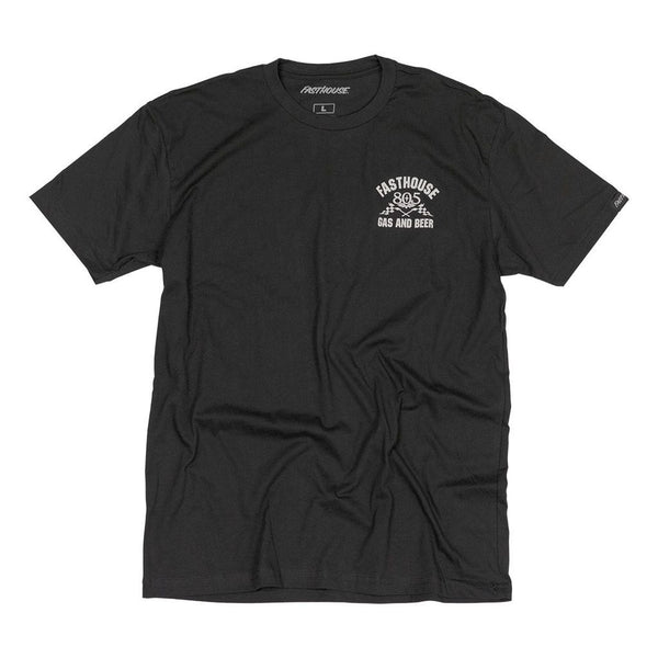 FASTHOUSE 805 PODIUM ADULT TEE BLACK