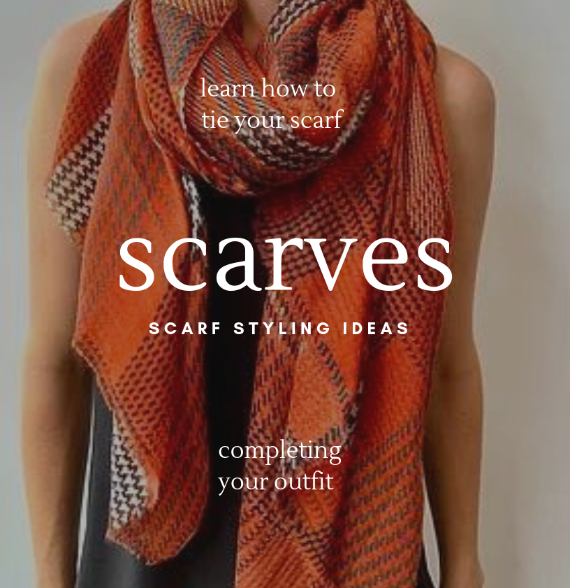 5 Scarf Benefits & Styling Ideas
