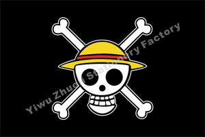 A variety of different styles of pirate flags Pirate Flags With Grommets Decoration Holloween Decoration flag