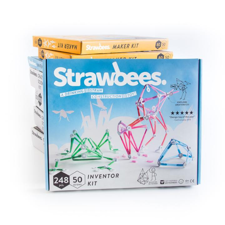 Strawbees: Inventor Kit