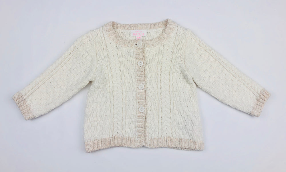 Pumpkin Patch Knitted Cardigan