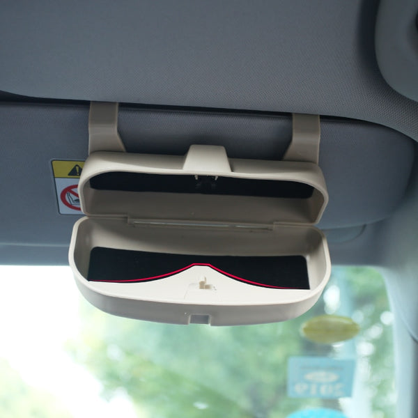 Car Glasses Box Storage & Holder