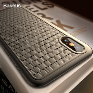 Iphone X Baseus grid case