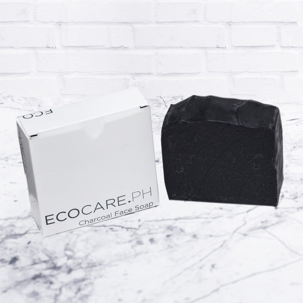 Charcoal Face Wash Soap