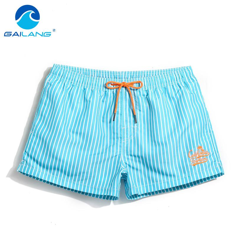 Gailang Brand Men's Beach Board Shorts Quick Drying Men Swimwear Swimsuits Short Bottoms Male Plus Size Boardshorts Jogger Trunk-modlily