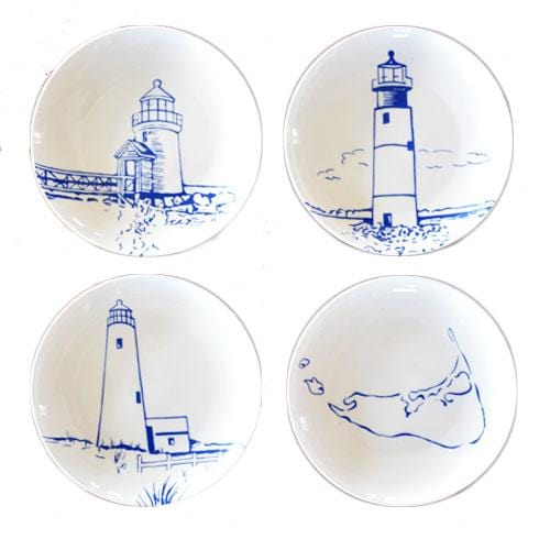 Island Lighthouse Canapé Set