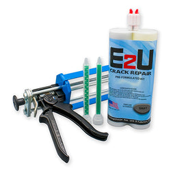 E2U POLYUREA CRACK REPAIR KIT - 22OZ