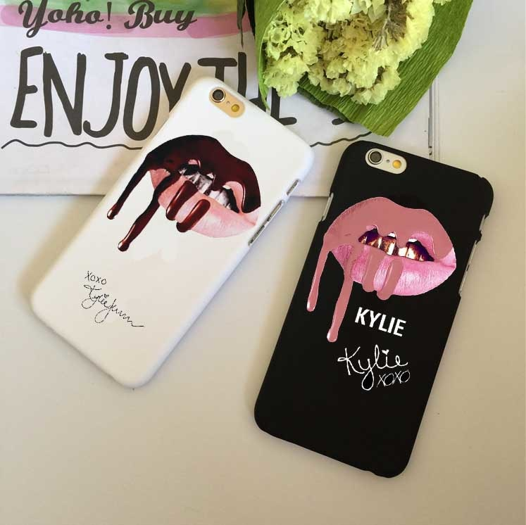 Kylie Jenner IPhone Case - Modern Charme.