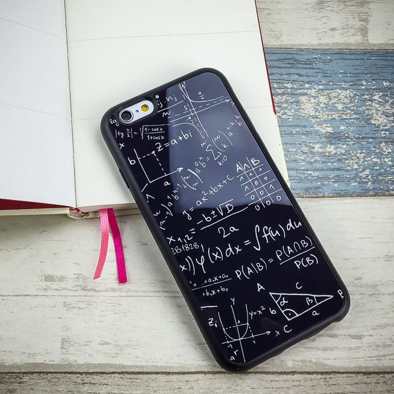 Mathematics Formula IPhone Case - Modern Charme.