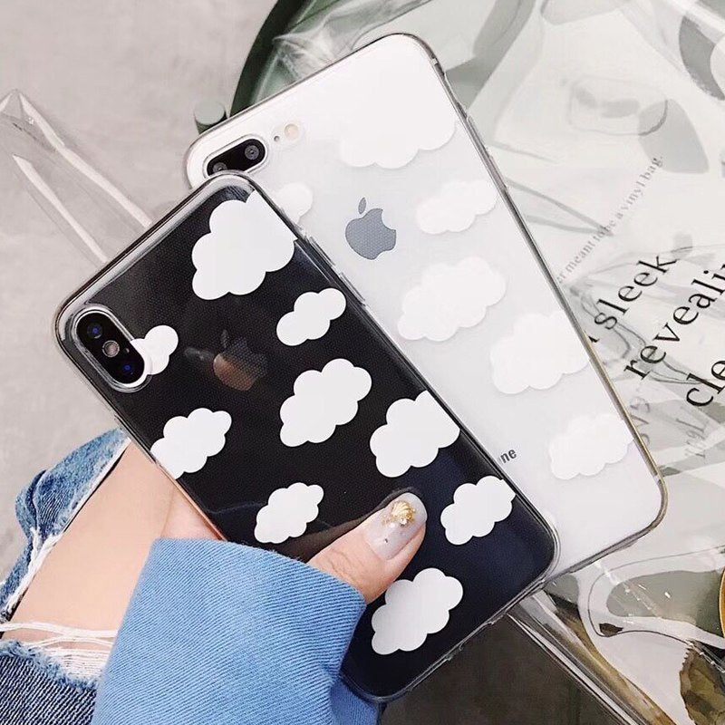 Head In The Clouds IPhone Case - Modern Charme.