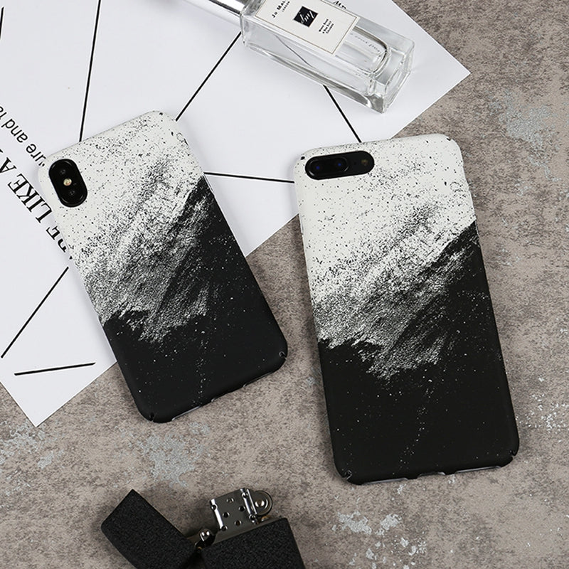 Volcanic Ash IPhone Case - Modern Charme.